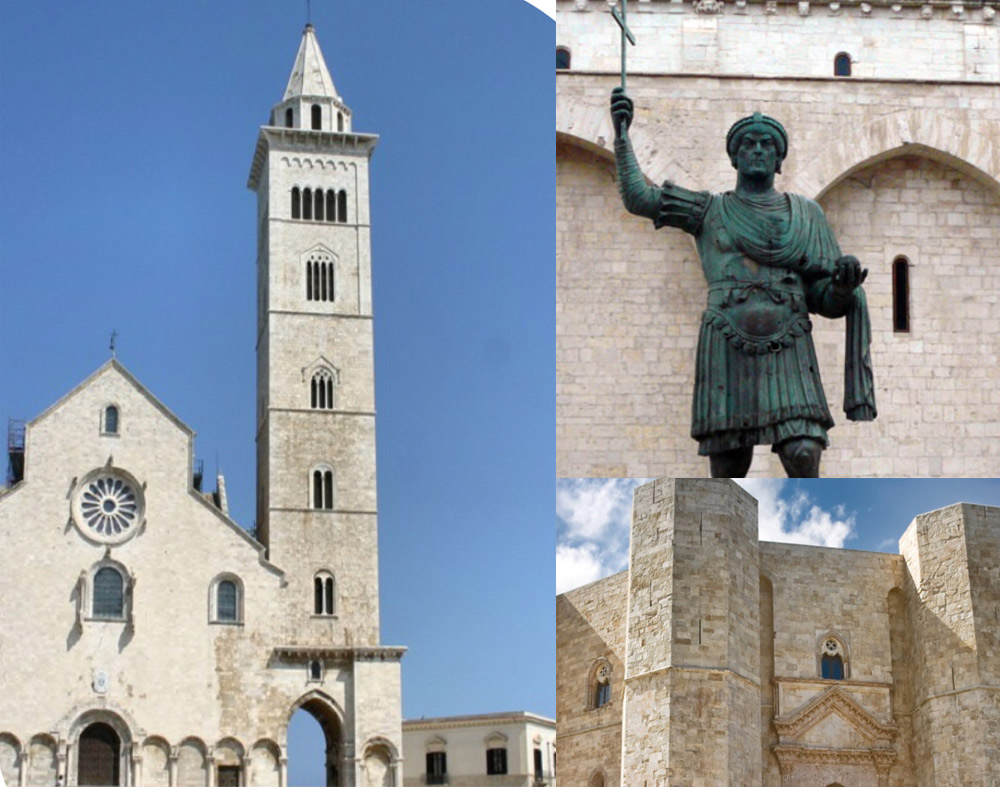 visita guidata alle città di Barletta, Andria e Trani - Escursioni